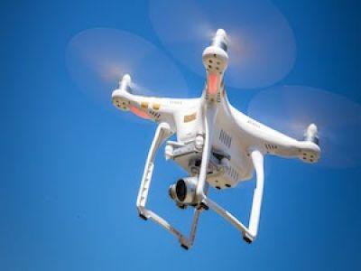 El Drone es para usted