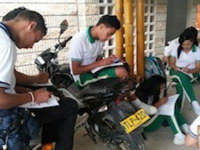 CERO embarazos en colegios intervenidos en Suaza, Huila