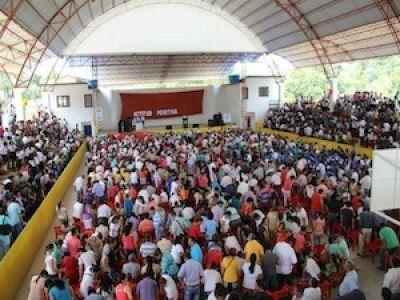 Lunarvi Comuniaciones dejó a Chaparral con Actitud positiva