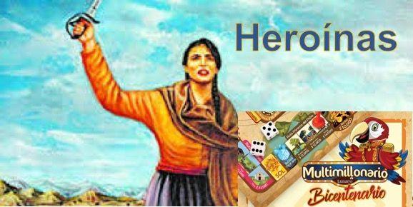 Conozca algunas de nuestras heroínas de la independencia