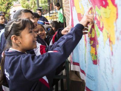 Educación para compartir: innovación educativa basada en el poder del juego