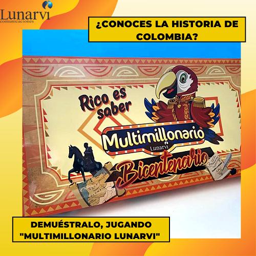 Lunarvi Multimillonario Bicentenario