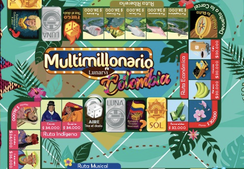 Multimillonario Colombia